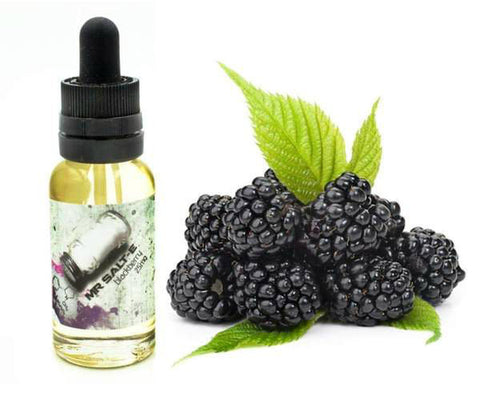MR. SALT-E Blackberry - VapeClouds.com