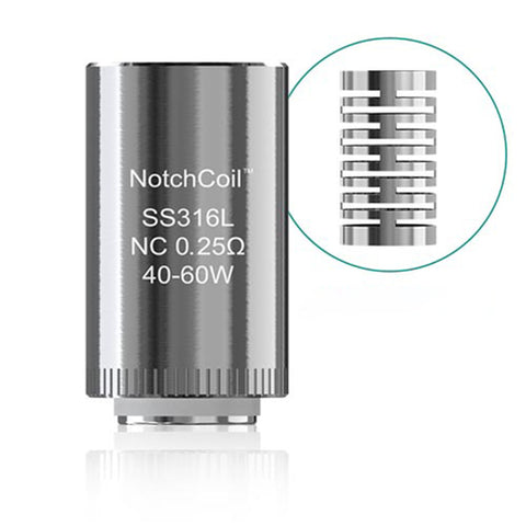 Eleaf- Lyche Tank SS316 Replacement Coils (Pack of 5) - VapeClouds.com