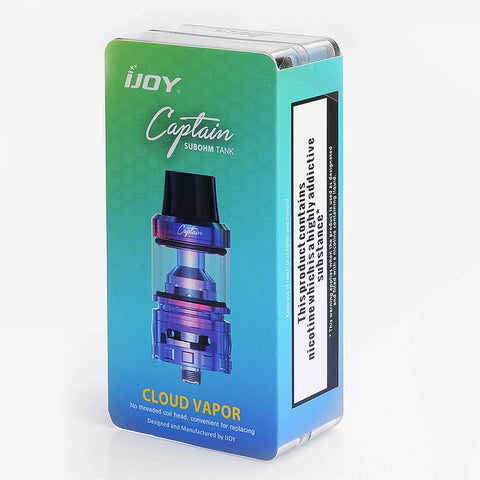 iJoy Captain Sub-Ohm Tank 25mm 4ML