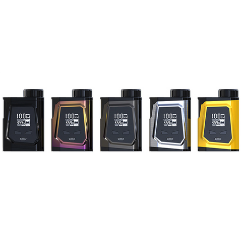 iJoy- Capo 100W TC Box Mod with iJoy 3750mAh 21700 Battery Cell