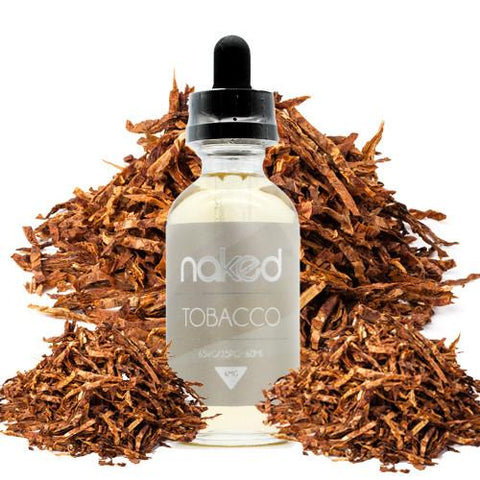 Naked 100- Cuban Blend (60ML) - VapeClouds.com