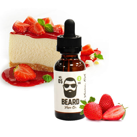 BEARD VAPE- No. 5 (60ML)