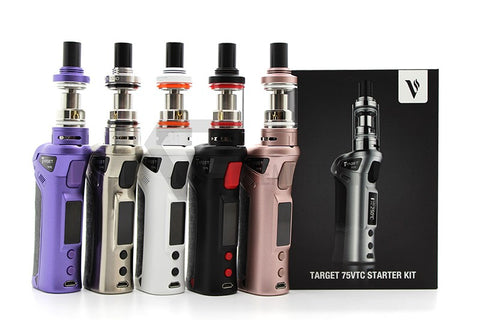 Vaporesso- Target Pro Kit 75W Temp control Box Mod VTC Kit 2.5 ml