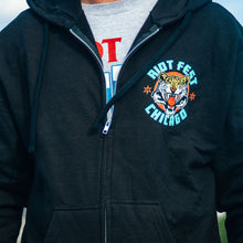 TIGER HOODIE with 2018 LINEUP