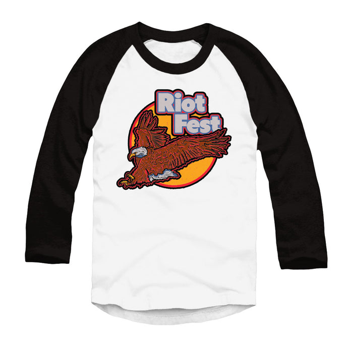 2019 EAGLE RAGLAN LONG SLEEVE BABY & YOUTH TEE