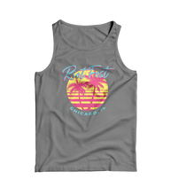 Palm Trees Women's Racerback Tank