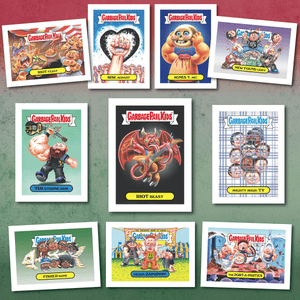 2017 GARBAGE PAIL KIDS CARDS