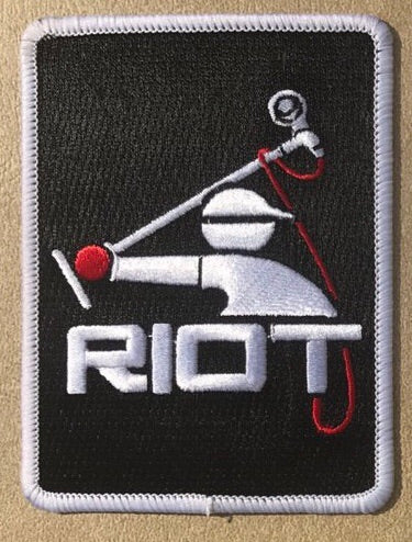 Riot Sox Patch