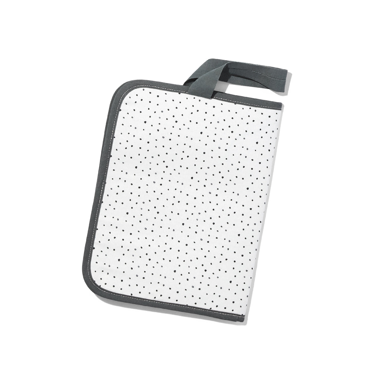 soft dotted card holder