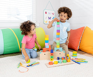 The Play Kits - Montessori-based subscription toys by Lovevery
