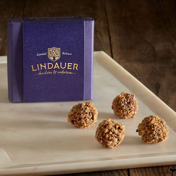 Limited Release Whiskey Walnut Truffle