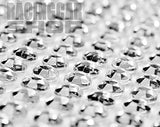 Interior Exterior Iced Out Crystal Bling Diamond Sheet