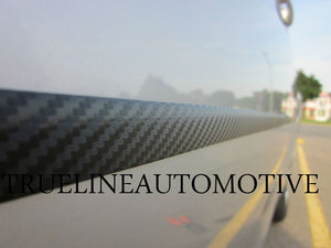 Mercedes Benz C-Class 1994-2019 Black Carbon Fiber Molding Trim Kit