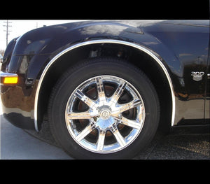 DIY Chrome Wheel Well Molding Trim Kit