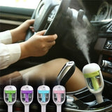 TRUE LINE Automotive Mini Car Styling Power Humidifier Essential Oil Diffuser Air Purify Freshener
