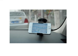 TRUE LINE Automotive Car Windshield Dashboard Cell Phone Holder Mounting Clamp Kit Jaw