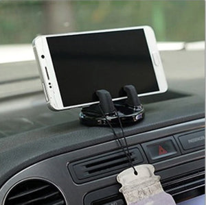 Jeep Wrangler 1990-2019 Dashboard Car Swivel Cell Phone Holder