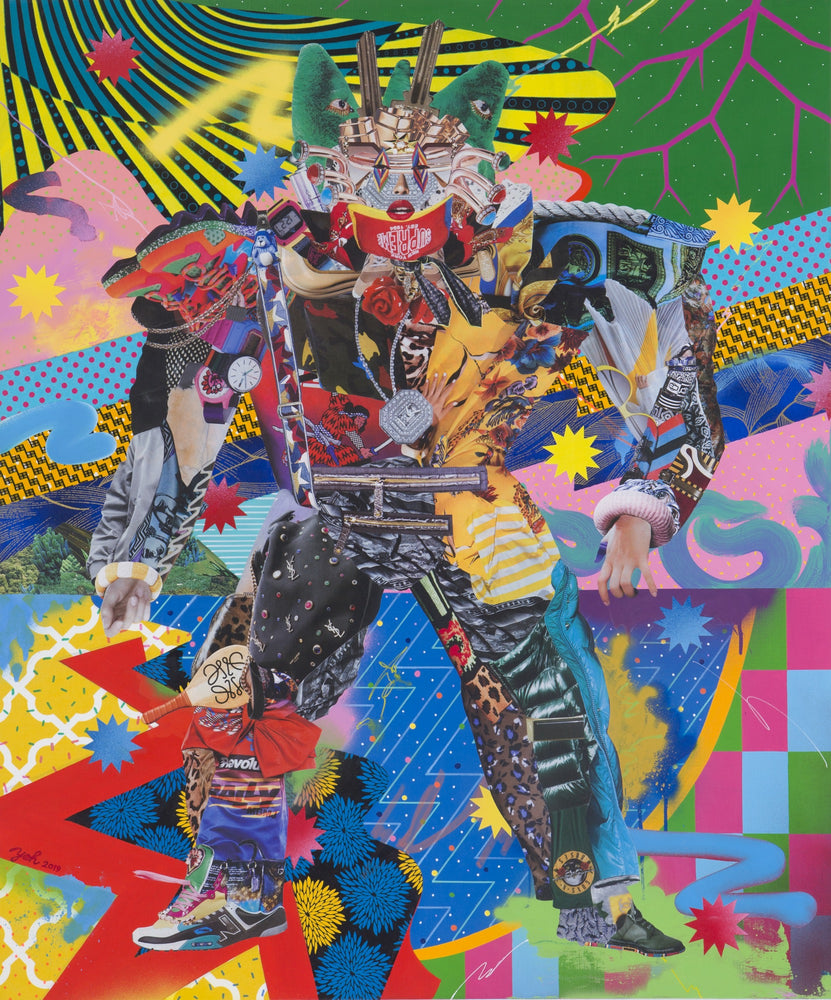 "Yoh Nagao: ""Genealogy II"""