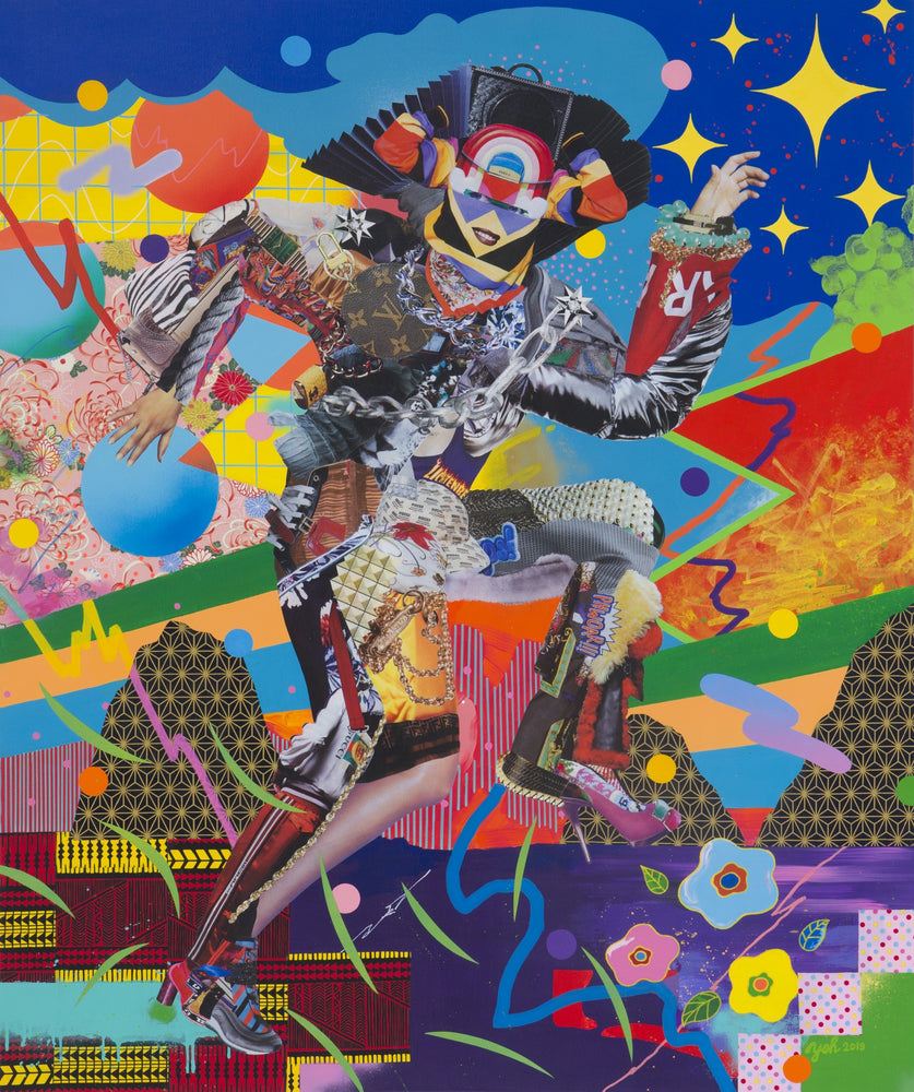 "Yoh Nagao ""Genealogy III"""