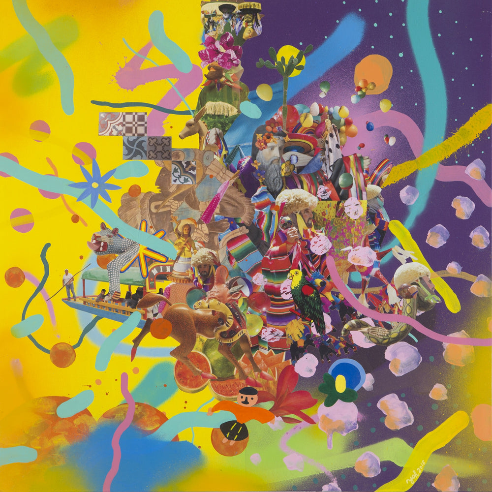 "Yoh Nagao: ""Floating Colors IV"""
