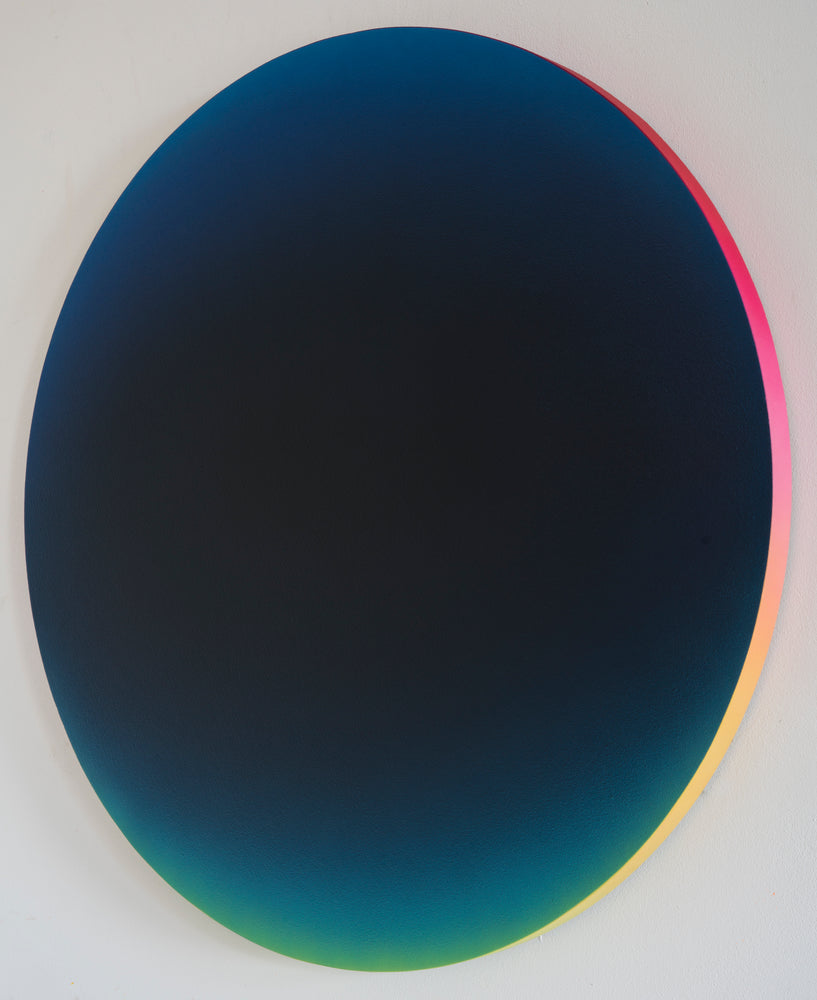 Jan Kálab: Black Gradient 0101pm, 2018