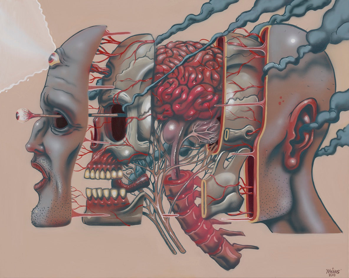 Nychos: Endless Layers Till Consciousness