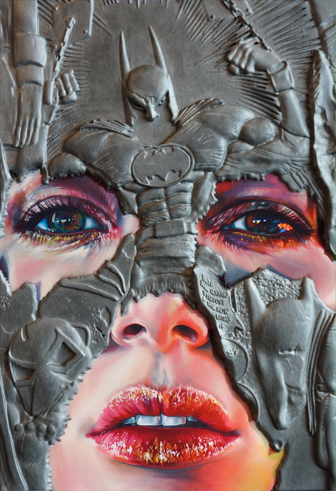 Sandra Chevrier: The Cage between Freedom and Captivity (Pewter)