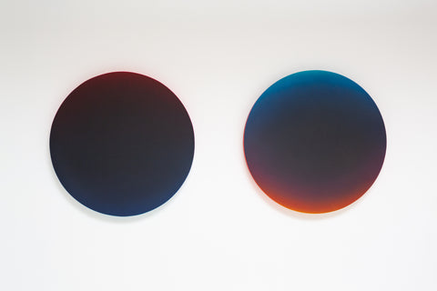 Jan Kálab: Black Gradient 2, 2018