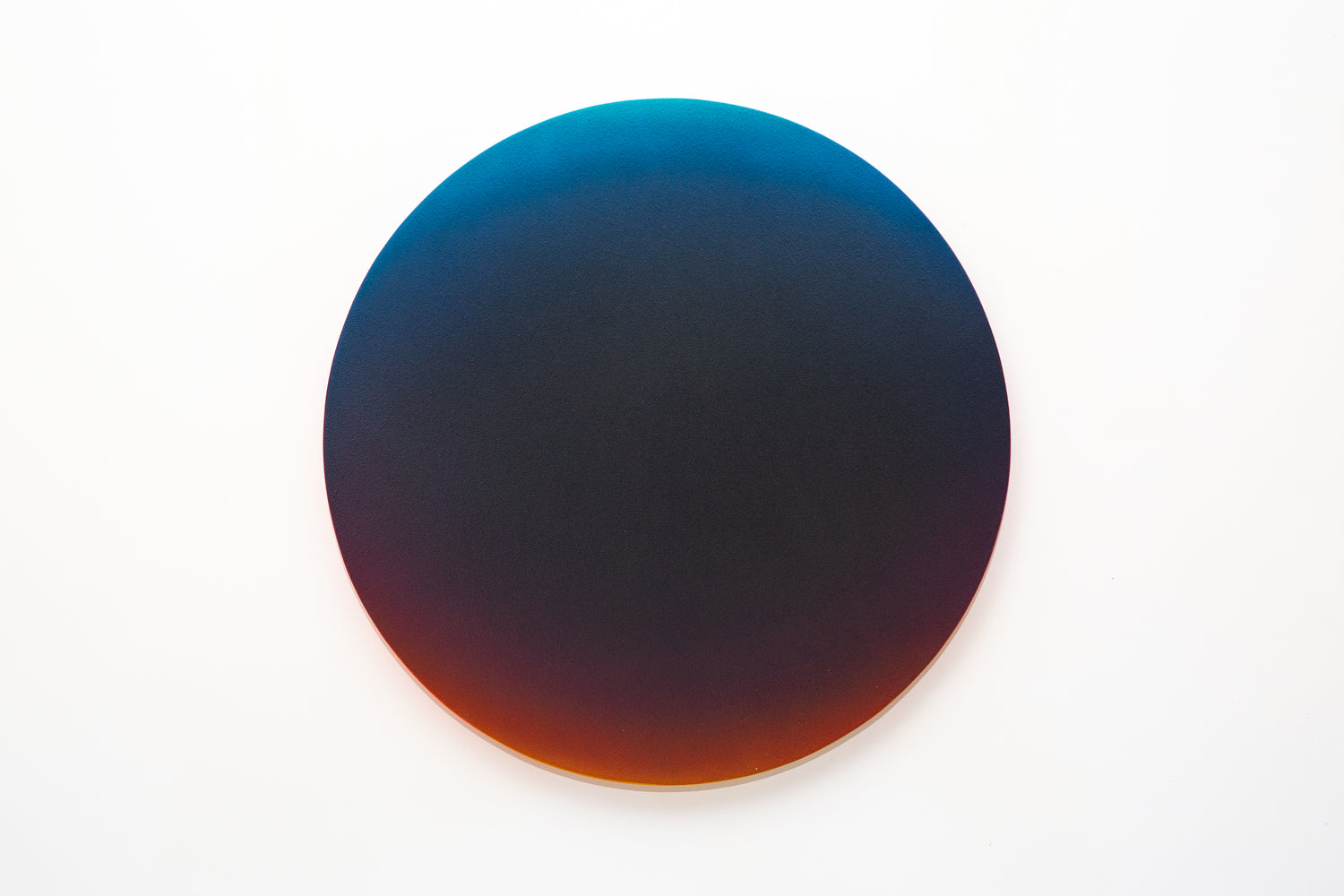 Jan Kálab: Black Gradient 1, 2018