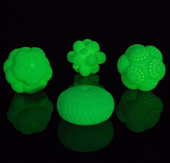 Mars-1: Glow in the Dark Molecule Set