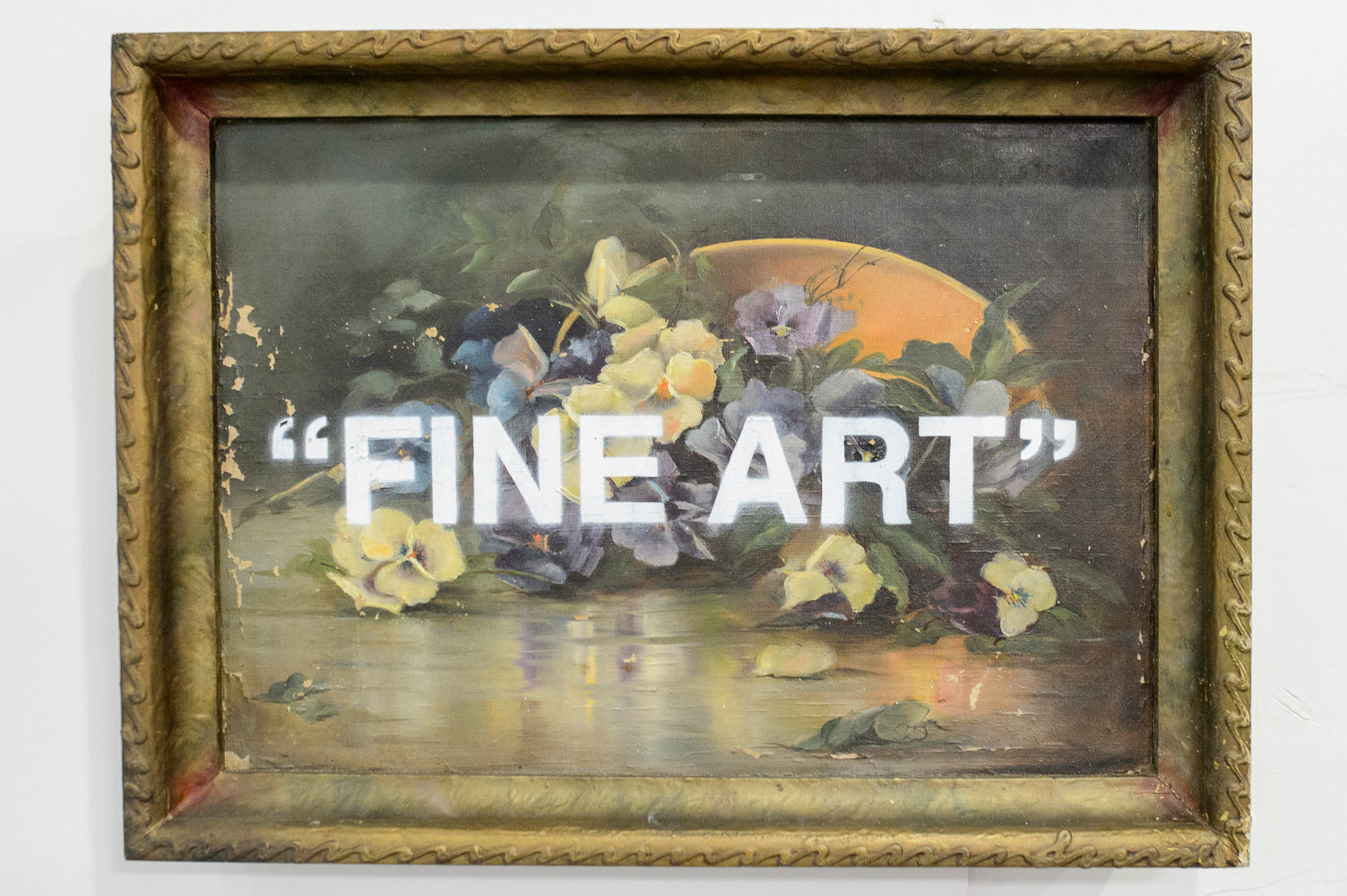 "The Most Famous Artist: ""Fine Art"""