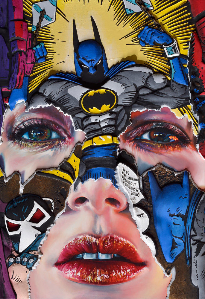 Sandra Chevrier: The Cage between Freedom and Captivity (Bronze, Hand Embellished)