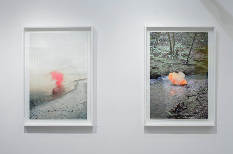 "Filippo Minelli ""Shape US A/X Original Photograph AP"""