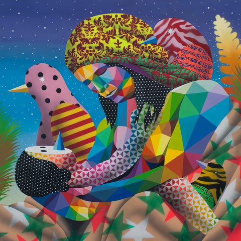 OKUDA San Miguel: Gipsy Mother's Love