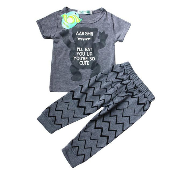 "Toddler ""Mamas Boy"" Set"