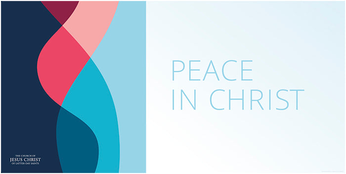 "12 Ways to Use the 2018 Mutual Theme: ""Peace in Christ""!"