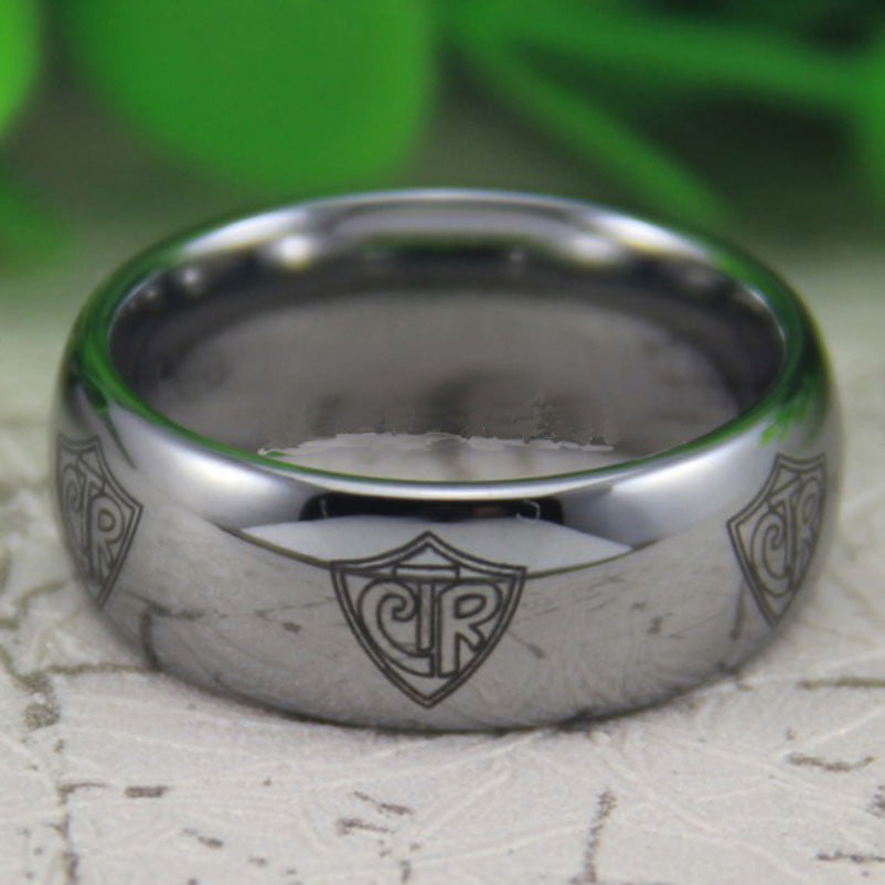 CTR Ring Silver