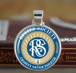 Relief Society Anniversary Necklace