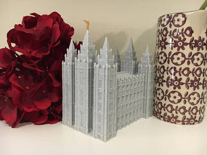 Salt Lake City, UT LDS Temple Model - Granite Edition