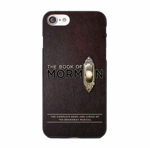 The Book of Mormon iPhone Case Brown