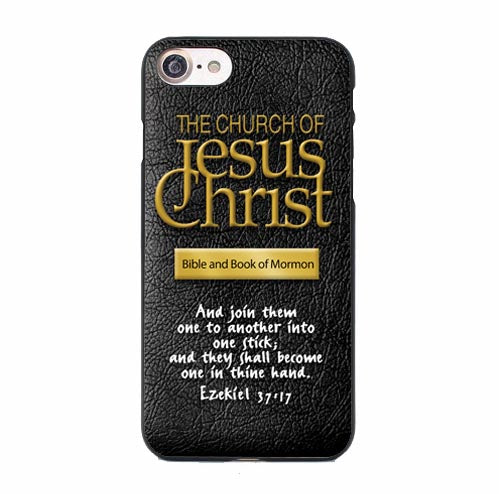 The Book of Mormon iPhone Case Black
