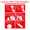 Survival Fire Blanket