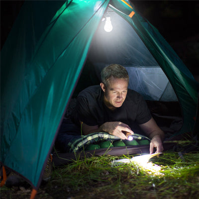 Solar Powered Camping Lamp