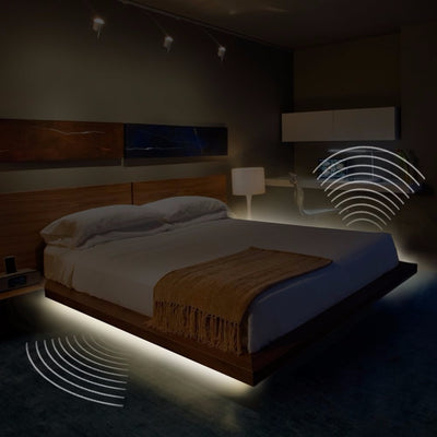 Motion Activated Under Bed Night Light
