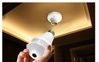 360 Degree Wireless Security Camera