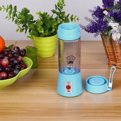 USB Portable Juicer Blender with Rechargeable Battery