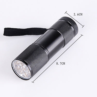 LED Ultraviolet Flashlight