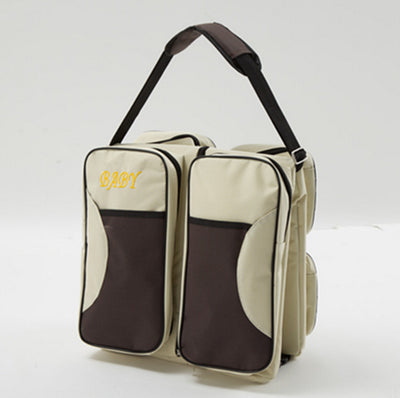 3-in-1 Portable Diaper Bag