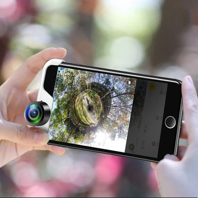 TrueLife™ 360 Panoramic Camera Lens for iPhone