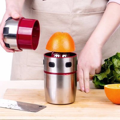 Travel Fruit Squeezer